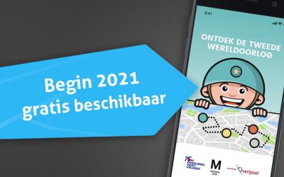 MapGear ontwikkelt WOII app voor Overijssel
