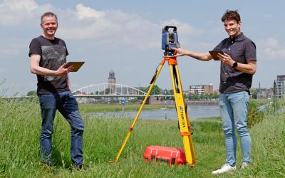 Nieuwe softwarekoppeling maakt archeologisch veldwerk future-proof