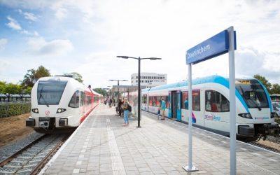 PraatMee primeur in spoorontwerp: omgeving denkt mee over RegioExpres